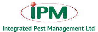 IPM Pest Management Pest Control Logo