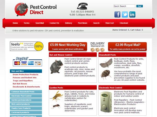 Pest Control Direct